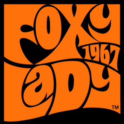 Foxy Lady 1967 Logo