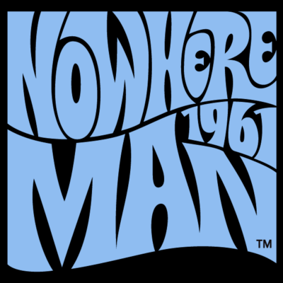 Nowhere Man 1961 Logo