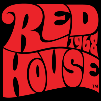 RED HOUSE 1968 LOGO