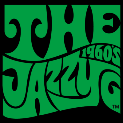 The Jazzy G 1960's Logo