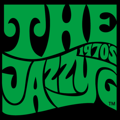 The Jazzy G 1970's Logo